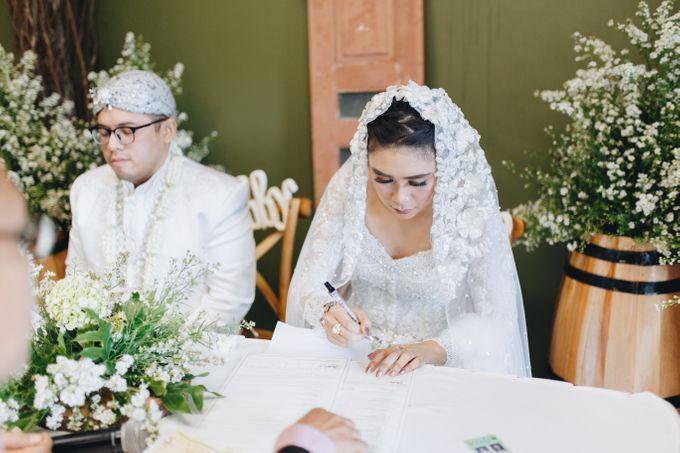 Ardhan & Dhea - Wedding by Flowr Photography - 013