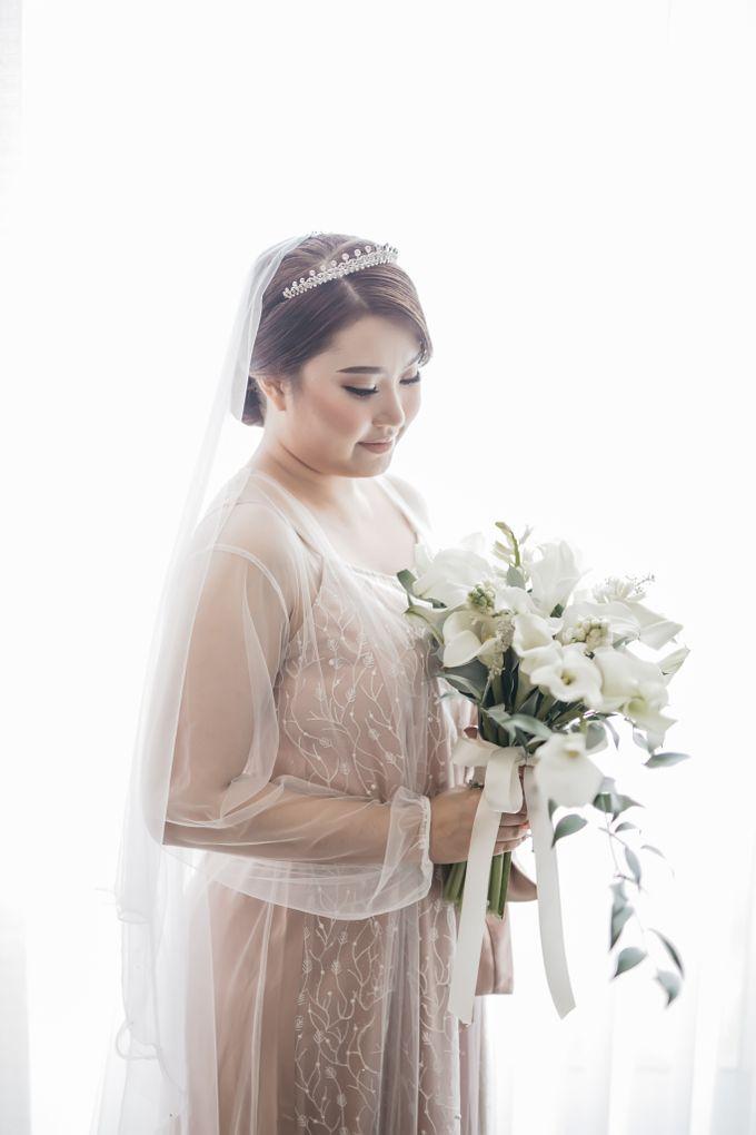 Evan & Brigita Wedding at Hilton by PRIDE Organizer - 031