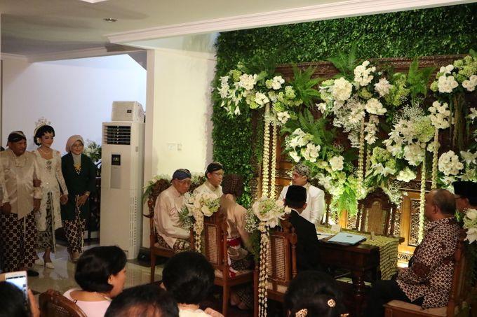 The Wedding Ceremony - Akad Nikah of Puteri & Endra by APH Soundlab - 013