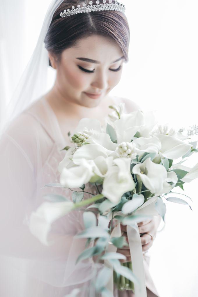 Evan & Brigita Wedding at Hilton by PRIDE Organizer - 036