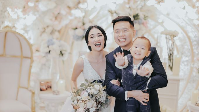 Jonathan and Stella Wedding by 83photostudio - 002