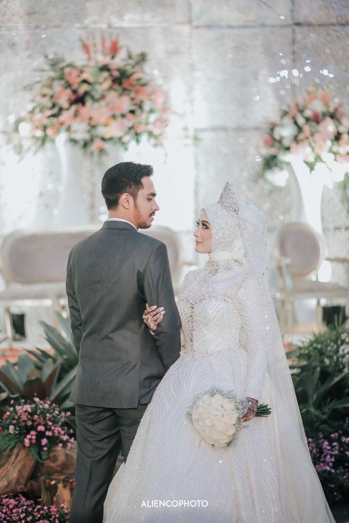 Smesco Convention Hall Wedding of Nadya & Ali by alienco photography - 049