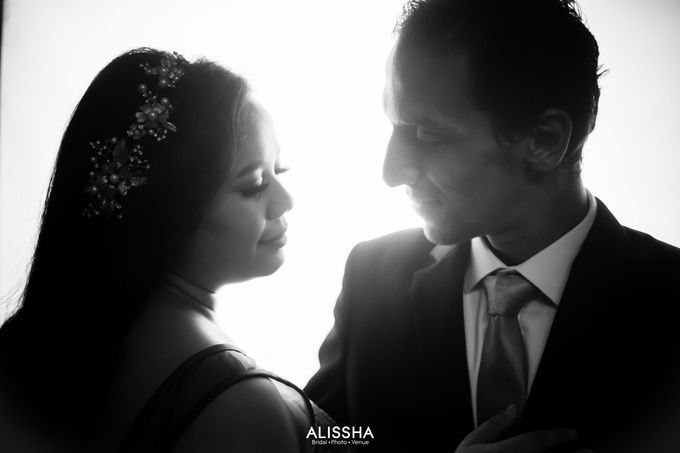 Prewedding of Erni-Salah at Alissha by Alissha Bride - 001