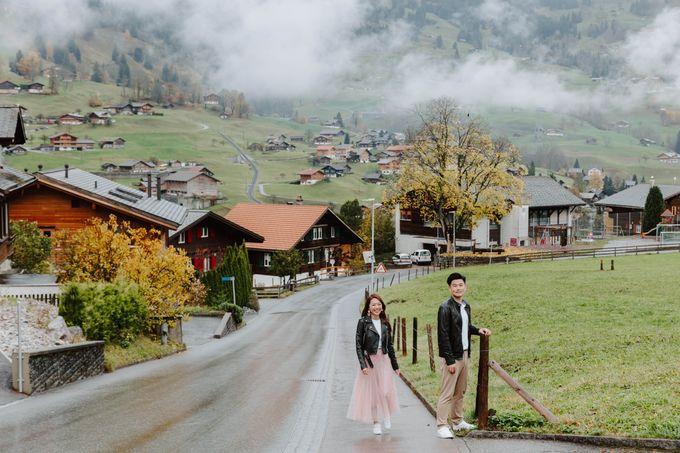 Switzerland | Daniel & Evelyn by JOHN HO PHOTOGRAPHY - 021