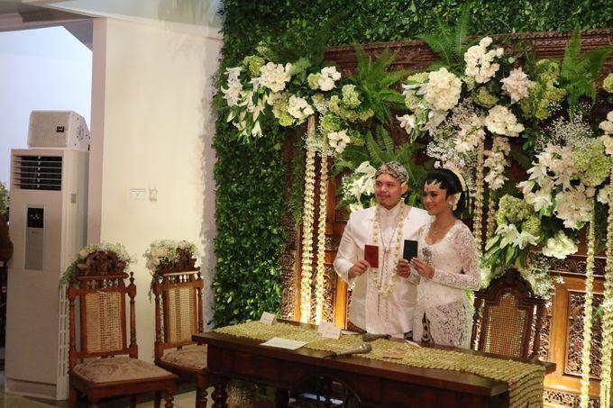 The Wedding Ceremony - Akad Nikah of Puteri & Endra by APH Soundlab - 017