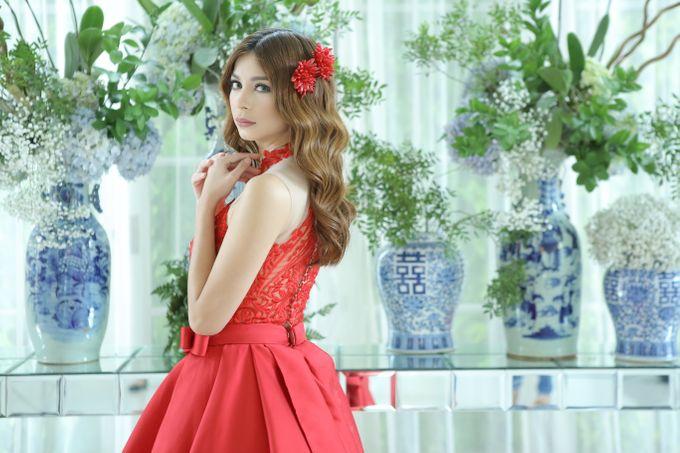 RED DRESS by natalia soetjipto - 020