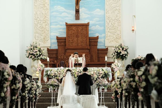 Hendrik & Lidia Wedding by Love Bali Weddings - 004