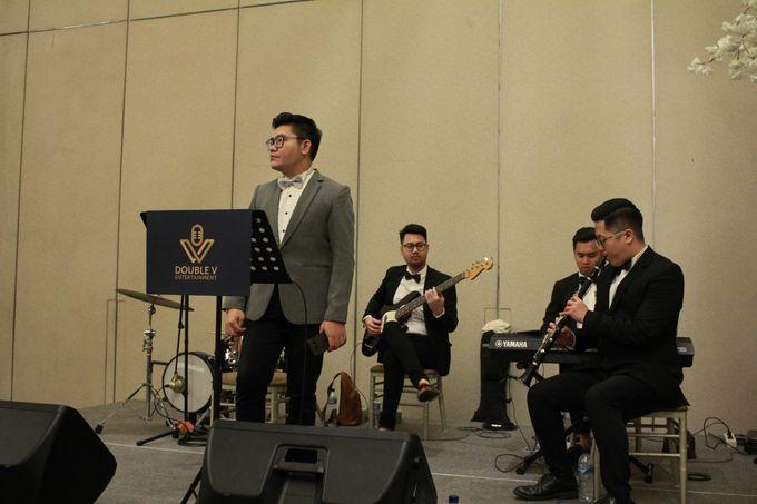 Jazz Wedding Entertainment Sheraton Gandaria jakarta - Double V entertainment by Double V Entertainment - 007