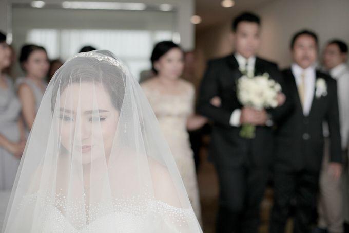 THE WEDDING OF YOSEA & CEIN by Alluvio - 019
