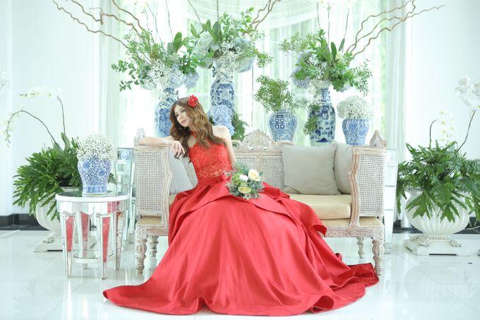 RED DRESS by natalia soetjipto - 019
