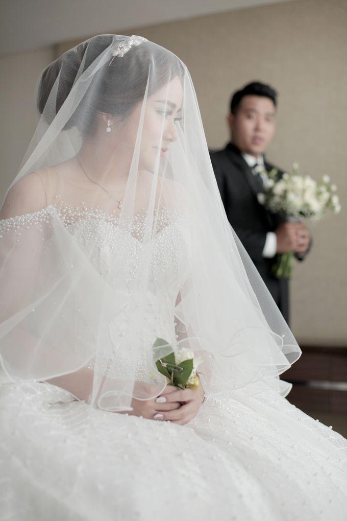 THE WEDDING OF YOSEA & CEIN by Alluvio - 021