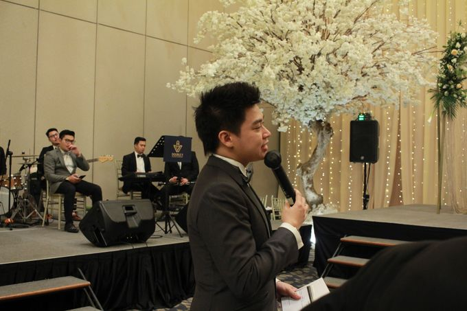 Jazz Wedding Entertainment Sheraton Gandaria jakarta - Double V entertainment by Sheraton Grand Jakarta Gandaria City Hotel - 006