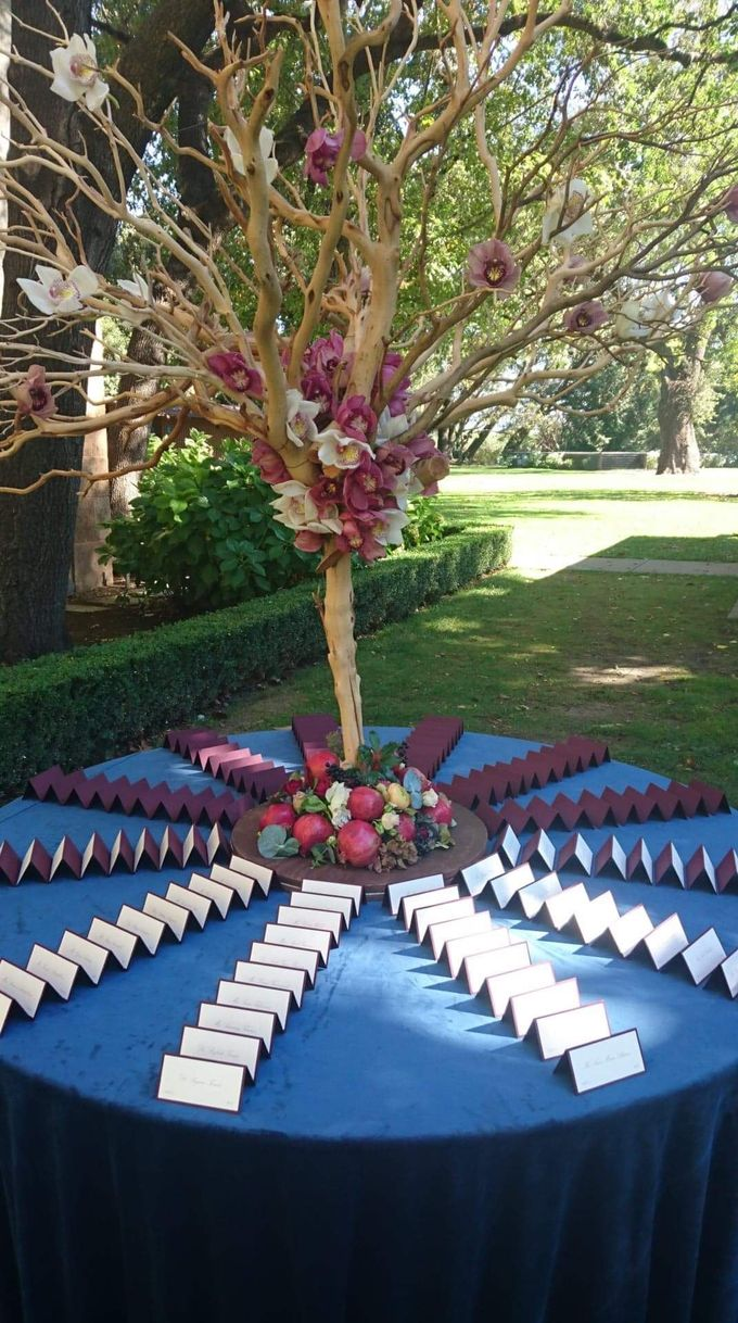 Wedding Design by A La Francaise Events - 008