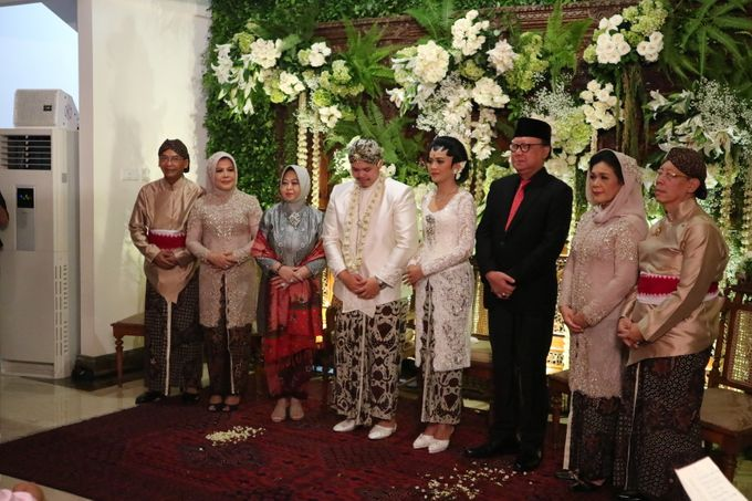 The Wedding Ceremony - Akad Nikah of Puteri & Endra by APH Soundlab - 020