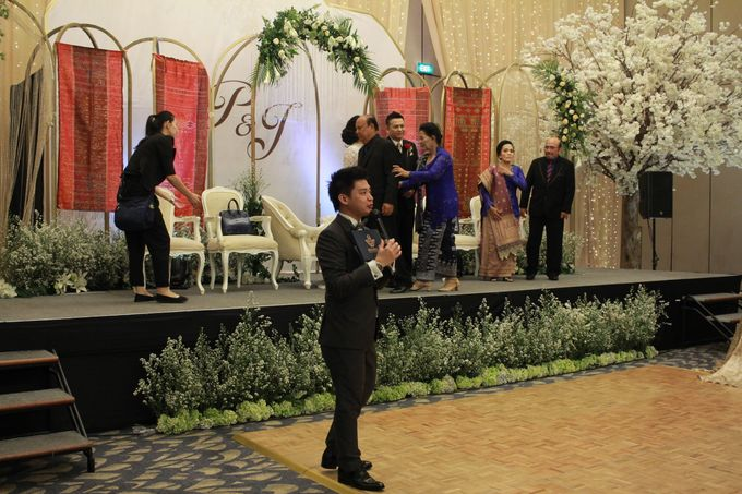 Jazz Wedding Entertainment Sheraton Gandaria jakarta - Double V entertainment by Sheraton Grand Jakarta Gandaria City Hotel - 003