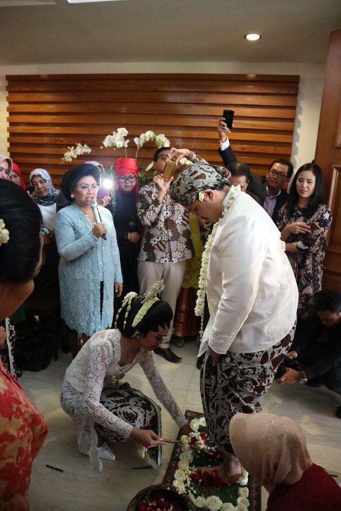 The Wedding Ceremony - Akad Nikah of Puteri & Endra by APH Soundlab - 021