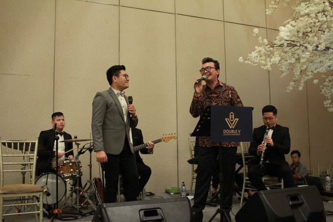 Jazz Wedding Entertainment Sheraton Gandaria jakarta - Double V entertainment by Sheraton Grand Jakarta Gandaria City Hotel - 013