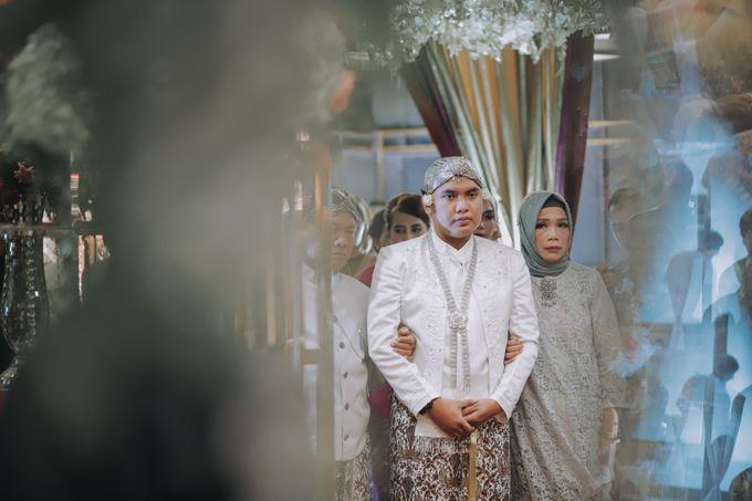 Rara & Adietya by Simple Wedding Organizer - 006