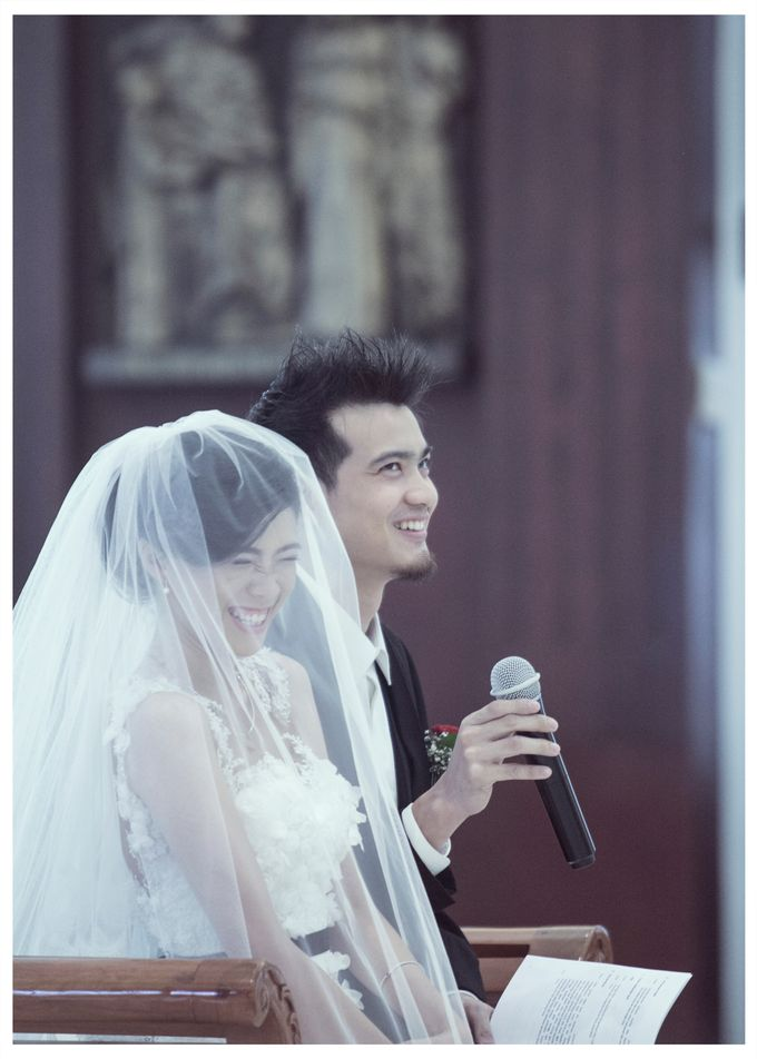 The Wedding of Marcelia & Anton by Ahava by Bona Soetirto - 003