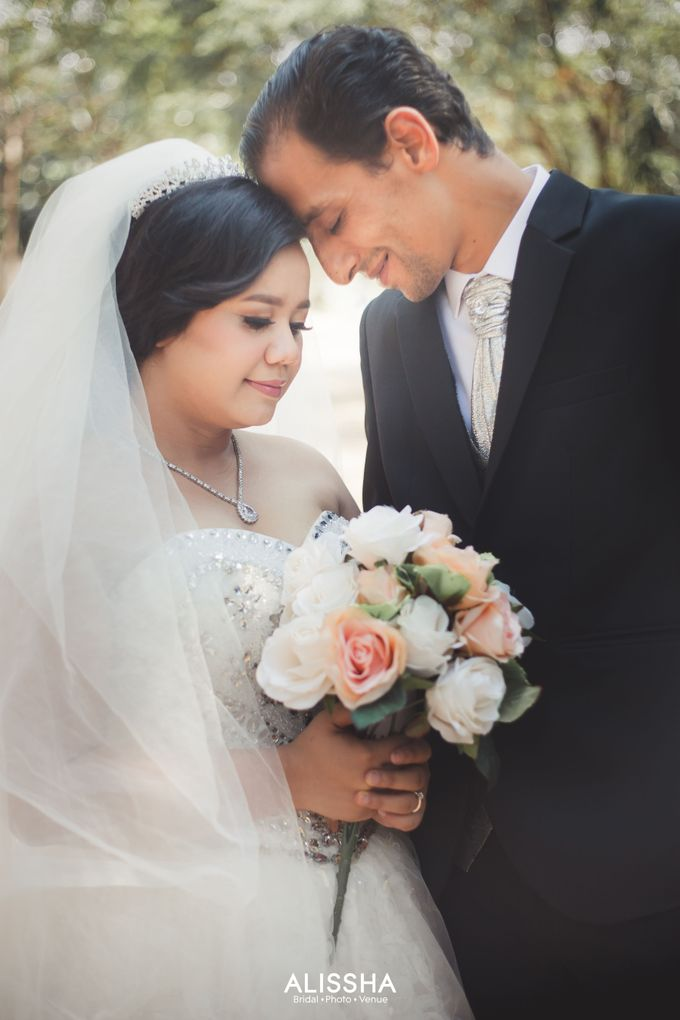 Prewedding of Erni-Salah at Alissha by Alissha Bride - 004
