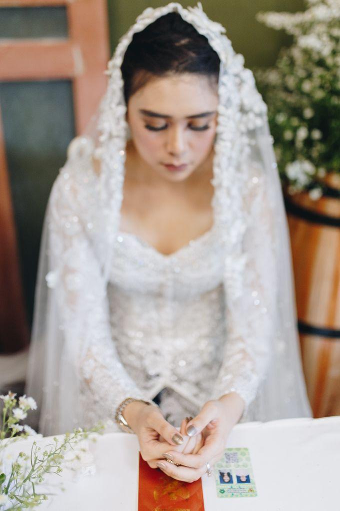 Ardhan & Dhea - Wedding by Flowr Photography - 014