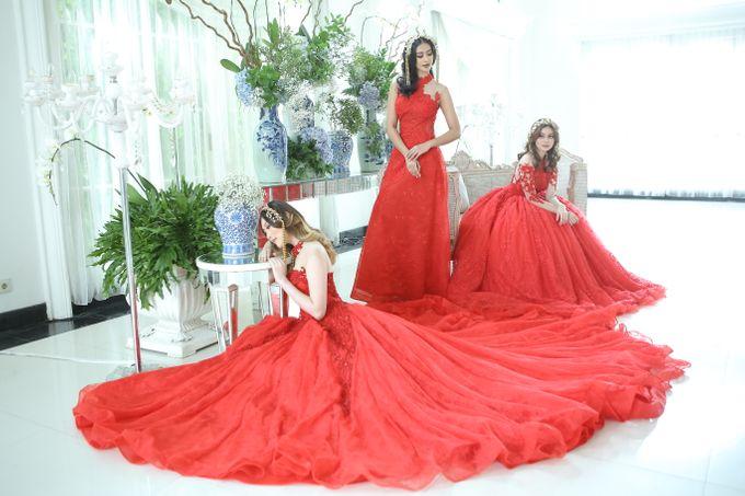 RED DRESS by natalia soetjipto - 018