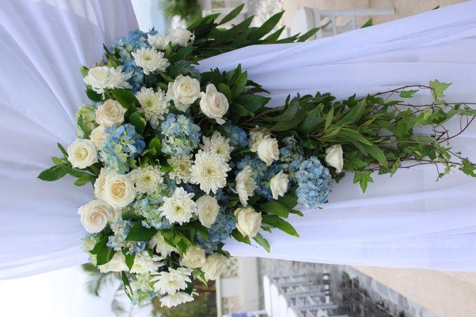 JASMINE AND CHRIS WEDDING by Rumah Luwih Beach Resort - 001