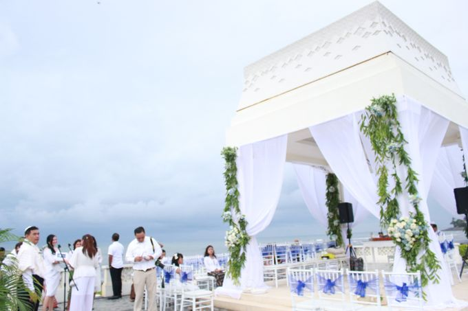 JASMINE AND CHRIS WEDDING by Rumah Luwih Beach Resort - 002