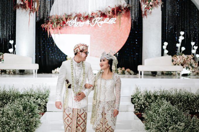 Wedding of Agung & Keyshalla at Trans Convention Center by Valentine Wedding Decoration - 020