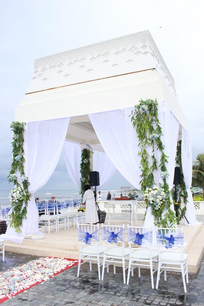 JASMINE AND CHRIS WEDDING by Rumah Luwih Beach Resort - 003