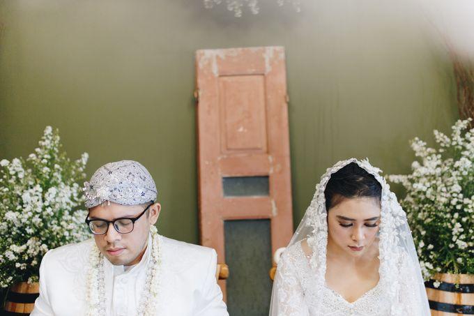 Ardhan & Dhea - Wedding by Flowr Photography - 015