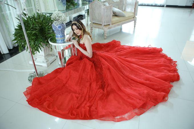 RED DRESS by natalia soetjipto - 017