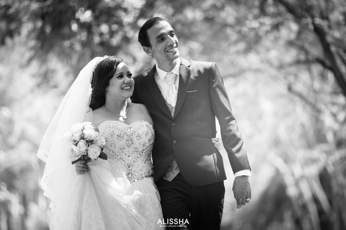 Prewedding of Erni-Salah at Alissha by Alissha Bride - 005