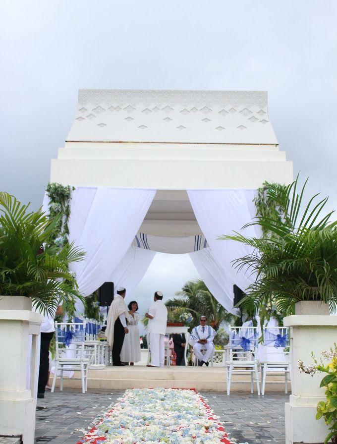 JASMINE AND CHRIS WEDDING by Rumah Luwih Beach Resort - 004