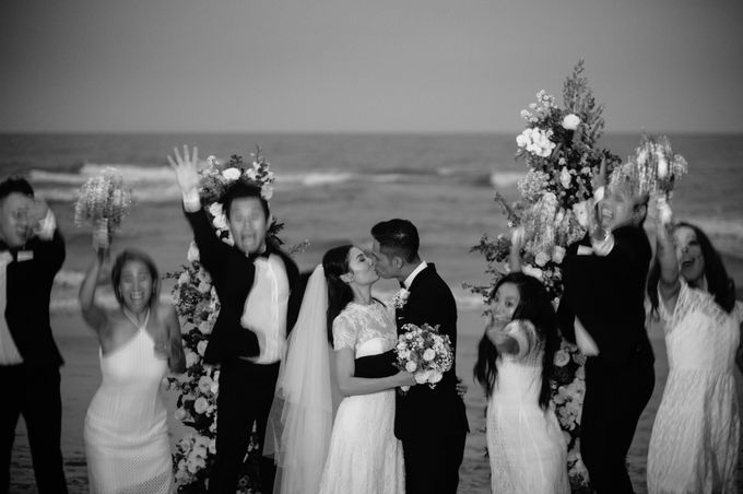 Cath and Sid wedding day in Hoi An Vietnam | Ruxat Vietnam wedding photographer by Anh Phan Photographer | vietnam weddng photographer - 045