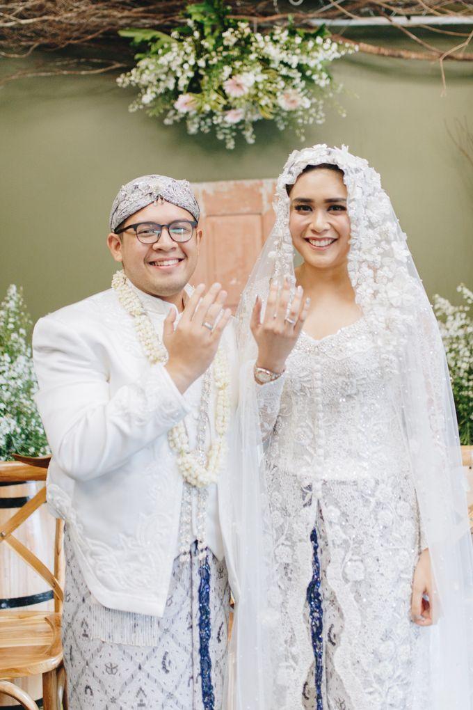 Ardhan & Dhea - Wedding by Flowr Photography - 016