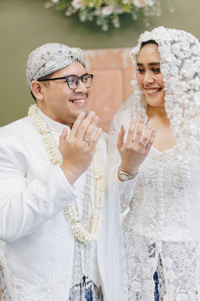 Ardhan & Dhea - Wedding by Flowr Photography - 017