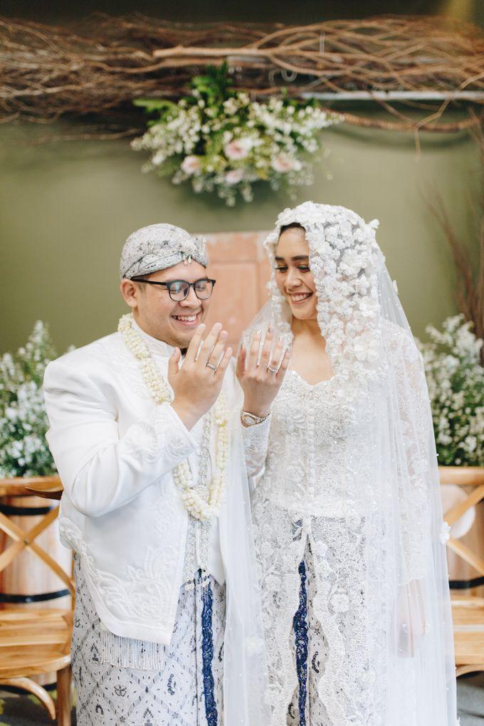 Ardhan & Dhea - Wedding by Flowr Photography - 018