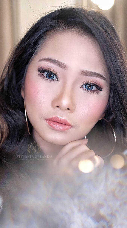 Sister Of Bride Makeup Looks by StevOrlando.makeup - 002