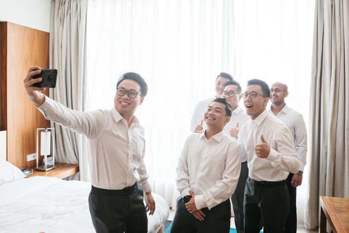 Indra & Yoan Wedding at Hilton by PRIDE Organizer - 026