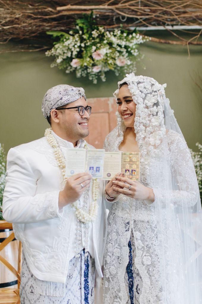 Ardhan & Dhea - Wedding by Flowr Photography - 020