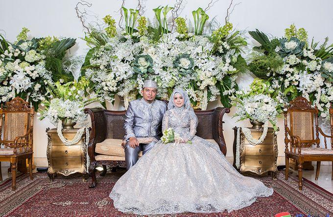 Wedding Aisa & Pras by Video Art - 049