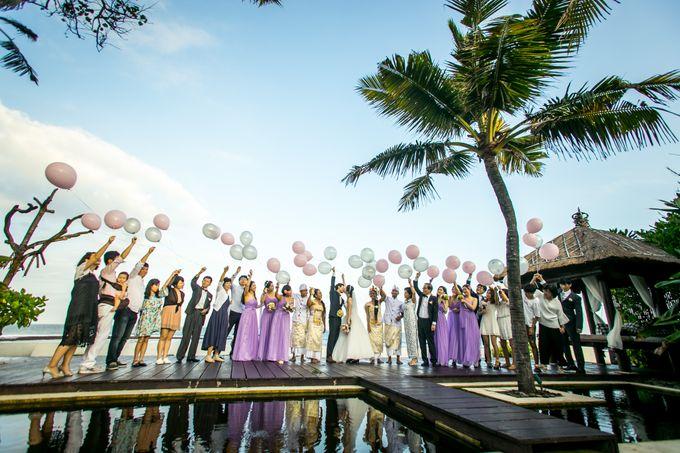 The Wedding Of  Mr Lee Beom Joo & Ms Kim A Ram by Bali Wedding Atelier - 007
