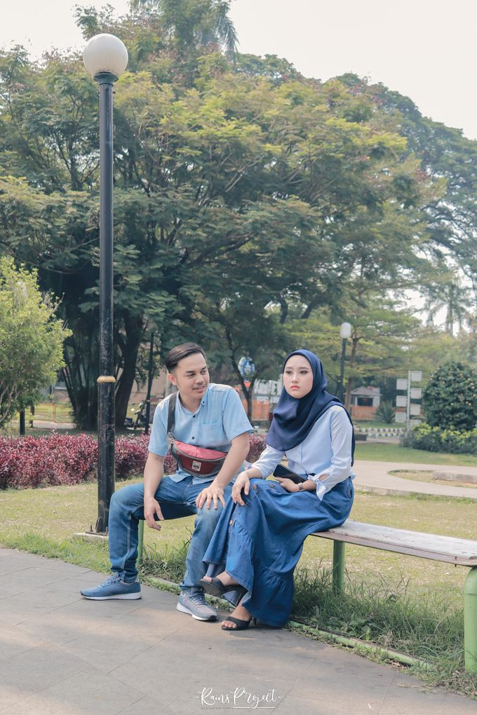 The Story of Fadli & Ayu by Rains Project - 012