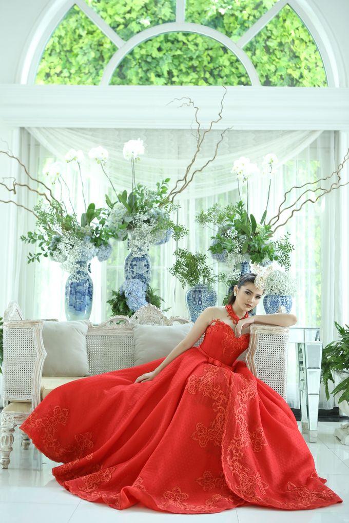 RED DRESS by natalia soetjipto - 015