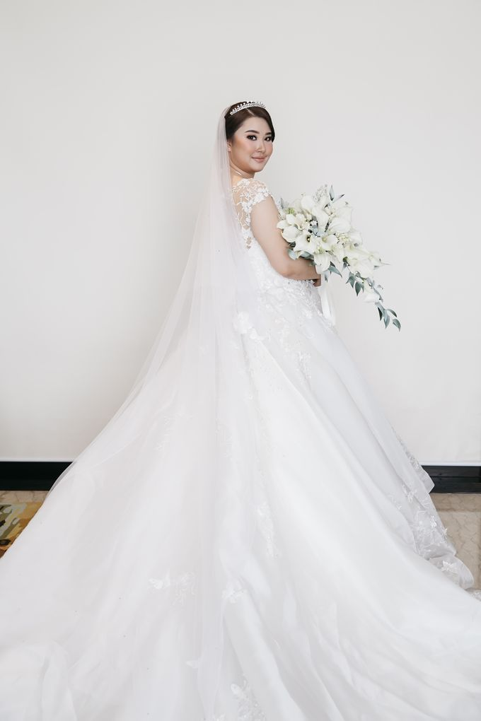 Evan & Brigita Wedding at Hilton by PRIDE Organizer - 039