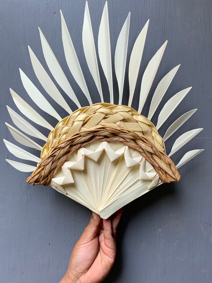 Traditional Balinese Fan Ornaments by Make A Scene! Bali - 011