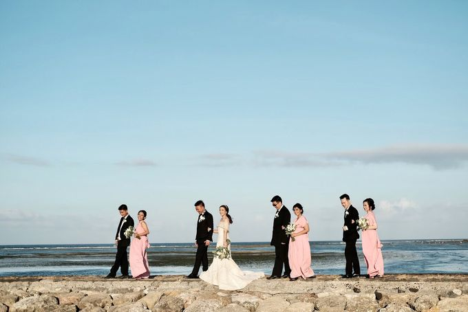 Hendrik & Lidia Wedding by Love Bali Weddings - 015