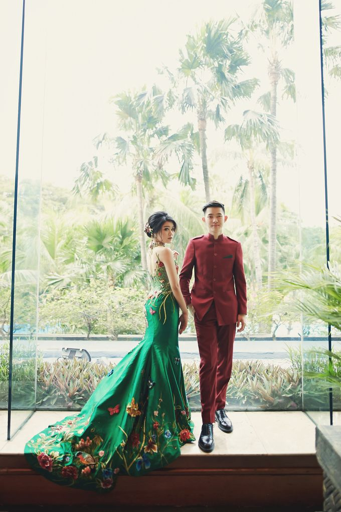 Derian & Gege - Engagement by Majestic Events - 045