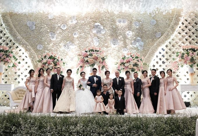 Wedding of David & Caca by Wong Hang Distinguished Tailor - 005